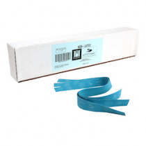 HYSYNAL Synthetic Rubber Tourniquet Straps, Leg and Neck Straps Blue