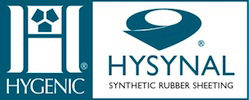 Hysynal Synthetic Rubber Sheeting